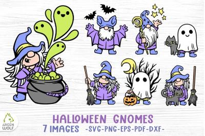 Halloween svg bundle Halloween sublimation Halloween gnome clipart