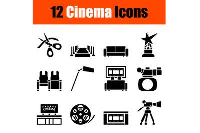 Cinema Icon Set