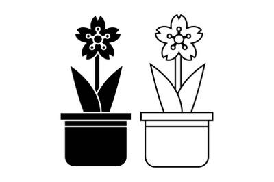 Flowers Bundle Solid,Line 637