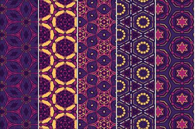 Geometric Seamless Pattern II