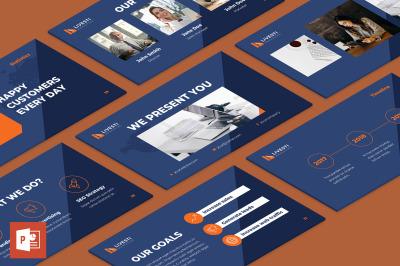 Marketing Agency PowerPoint Presentation Template