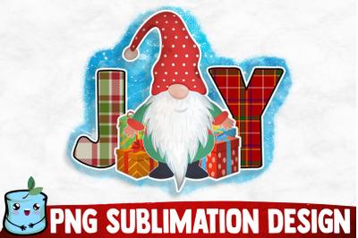 Joy Sublimation Design