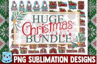 HUGE Christmas Sublimation Bundle