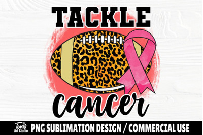 Tackle Cancer PNG, Breast Cancer Awareness