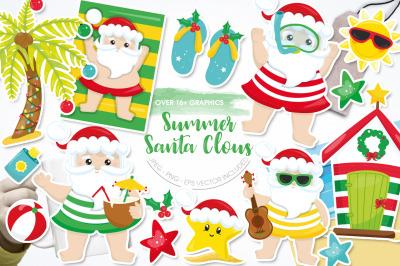 Summer Santa Clous