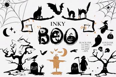 Inky BOO