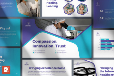 Medical Clinic PowerPoint Presentation Template