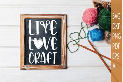 Live Love Craft