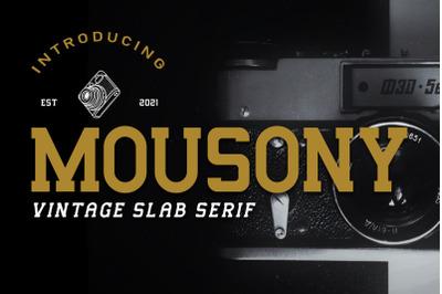 Mousony
