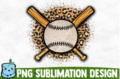 Baseball Sublimation Design