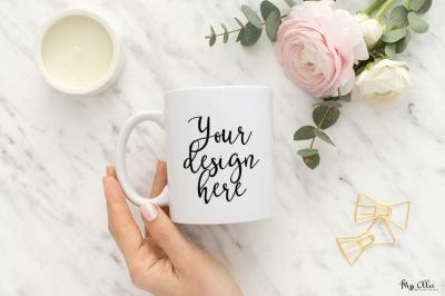 Mug style stock
