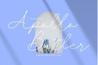 Apollo Butler