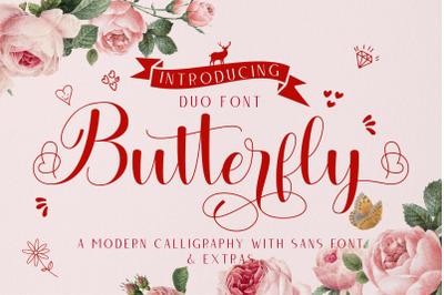 Butterfly Duo & Extras Bonus