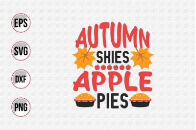 Thanksgiving typographic quotes design