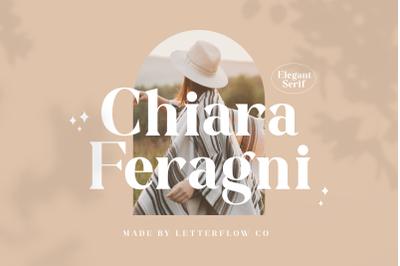 Chiara Feragni
