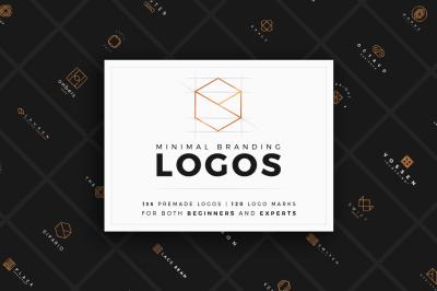 Minimal Branding Logos Pack