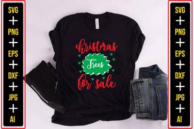 christmas trees for sale christmas svg design