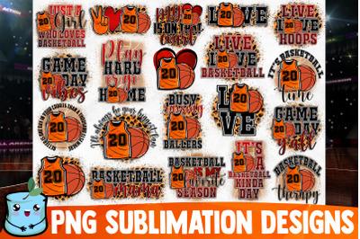 Basketball Sublimation Bundle