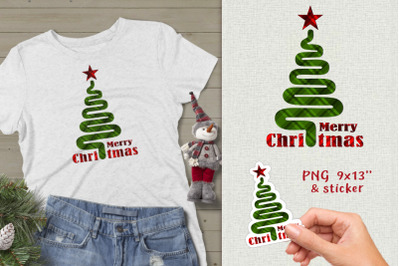 Christmas clipart. Sublimation