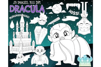 Dracula Digital Stamps - Lime and Kiwi Designs