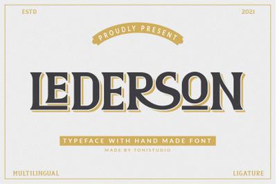 LEDERSON
