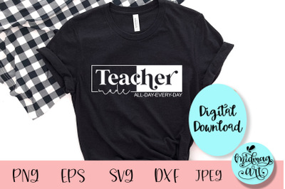 Teacher mode svg, teacher svg