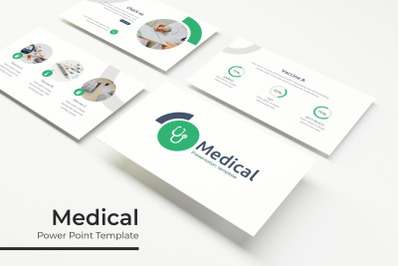 Medical Power Point Template