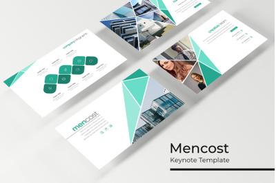 Mencost Keynote Template