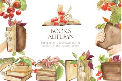 Books. Autumn.