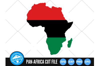 Africa SVG   Pan-African Cut File
