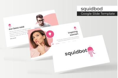 Squidbod Google Slide Template