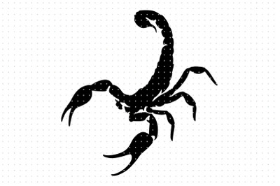 Scorpion SVG and PNG clipart