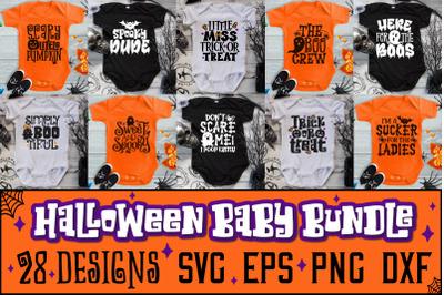 Halloween Baby Bundle   Halloween Svg Bundle