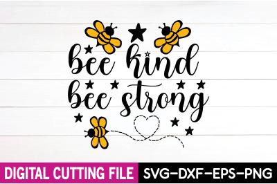 bee kind bee strong