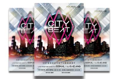 City Beat Party