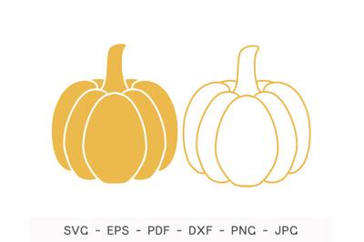 Pumpkin SVG, Pumpkin Bundle Svg, Cricut