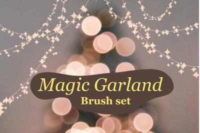 Magic garland