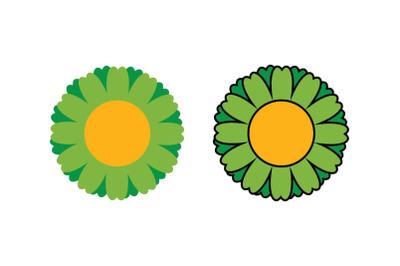 Flower Bundle Fill,Fill Line  974