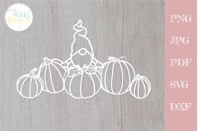 Pumpkins svg, Gnome svg