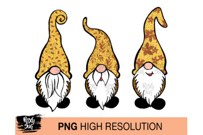 Fall Gnomes Png