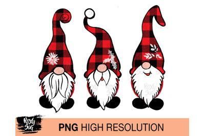 ChristmasGnomes png
