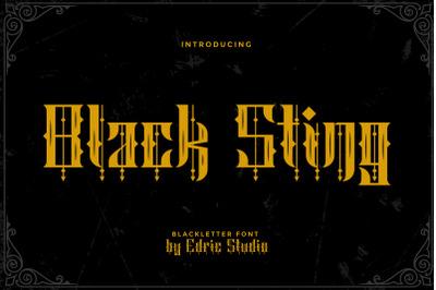 Black Sting