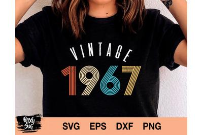 Vintage 1967 svg