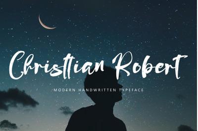 Christtian Robert