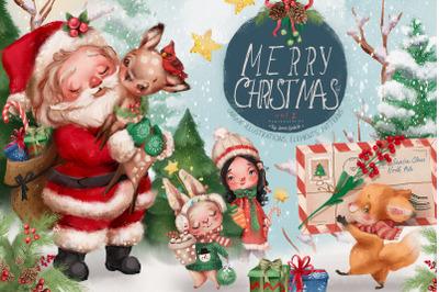 Merry Christmas! Vol.2