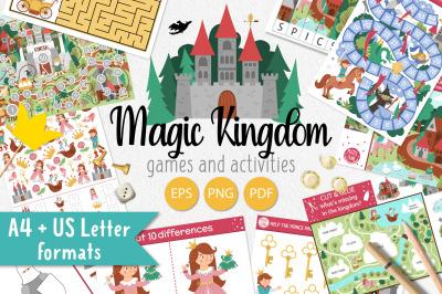 Magic Kingdom Games