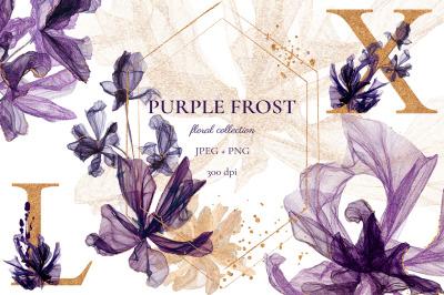 Purple Frost II
