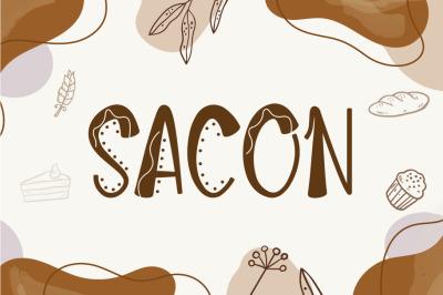 sacon