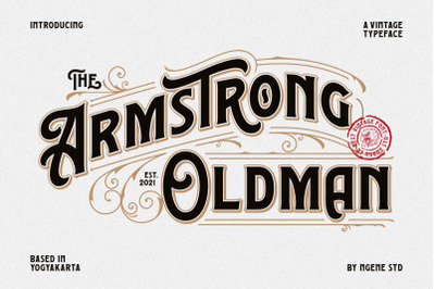 The Armstrong Oldman