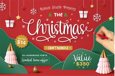 The Christmas Craft Bundle